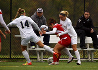 Mount St. Mary's University Sacred Heart University Women's Soccer