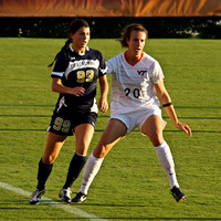 Virginia Tech University Hokies Mount St. Mary's University Mountainers women's soccer