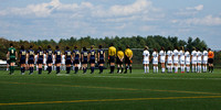 Mount St. Mary's University U.S. Naval Academy Women's soccer