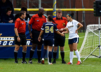 Quinnipiac University Mount St. Mary's University women's soccer