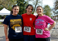 Running Races 2010