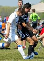 U17B BAYS Blues 94-95 v MSC United (4-15-12)