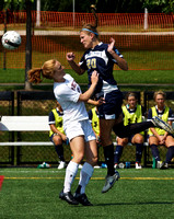 Mount St Mary's University Women's Soccer 2013